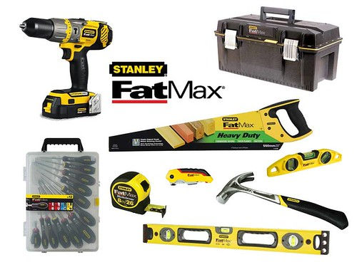 win 300 worth of stanley fatmax gear welcome to the stanley tools forum. Black Bedroom Furniture Sets. Home Design Ideas