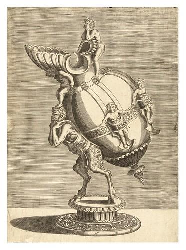 007-Jarrones, jarras y cuencos grotescos 1548-Cornelio Bos- © Rijksmuseum