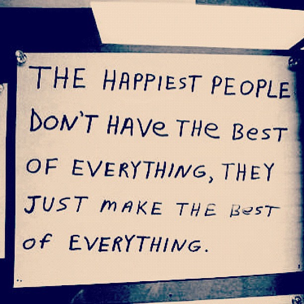 the happiest people quote quotes inspiring instagram