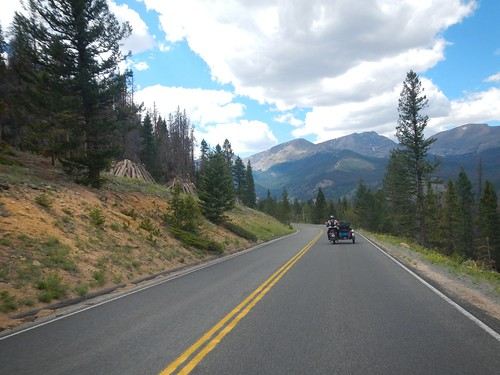 Rocky Mountain National Park: Trail Ridge Rd.