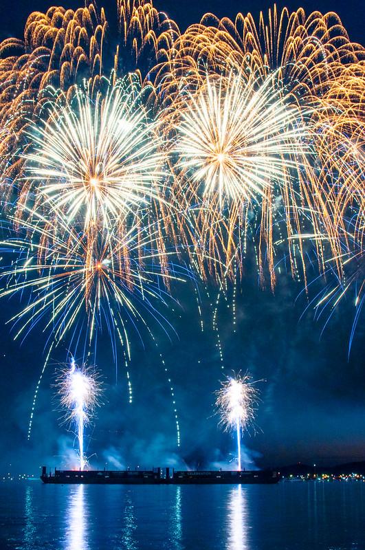 Yup, Fireworks