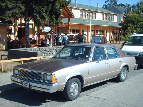 Chevrolet Malibu Frutillar 2009 (3)