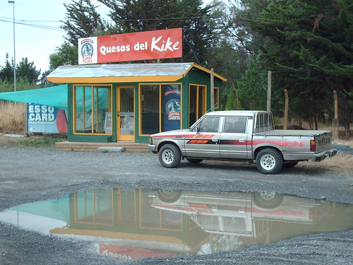 Nissan Pickup - La Unión 2009