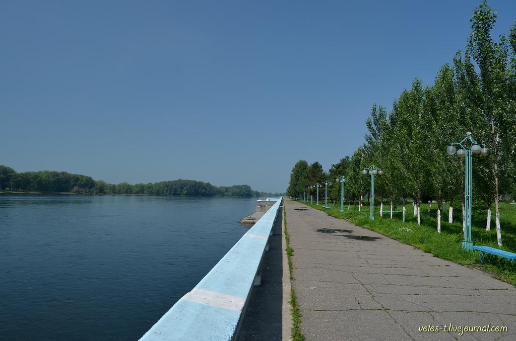 Усть-Каменогорск: Набережная Иртыша - Внедорожное краеведение