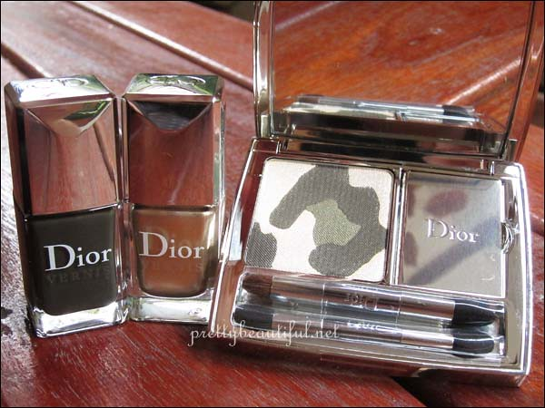 Dior Fall Jungle Collection