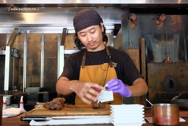 28084314663 e5ef16cf21 z - 熱血採訪│FORE restaurant:使用最古老的Grill烹調方式,兼具深度與用心的美食佳餚,位於美術館綠園道旁,有台中少見的綿羊豬料理