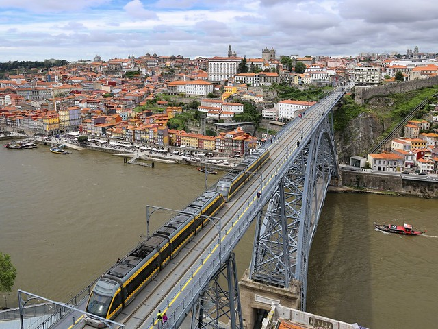 My classic view of Porto