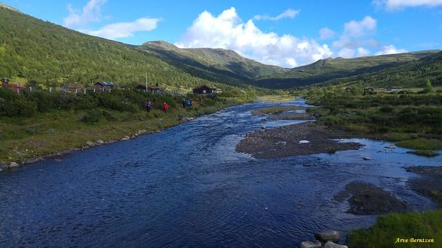 Synnerdalen and Forollhogna