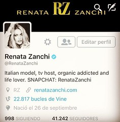 Thank you Twitter for verifying my account! This is getting serious ragazzi, our little social family is growing everyday and I couldn\'t be happier!! I love you all, Grazie :two_hearts: #Twitter #Facebook #verified #verifiedaccount #Bluebadge #mammamia #w