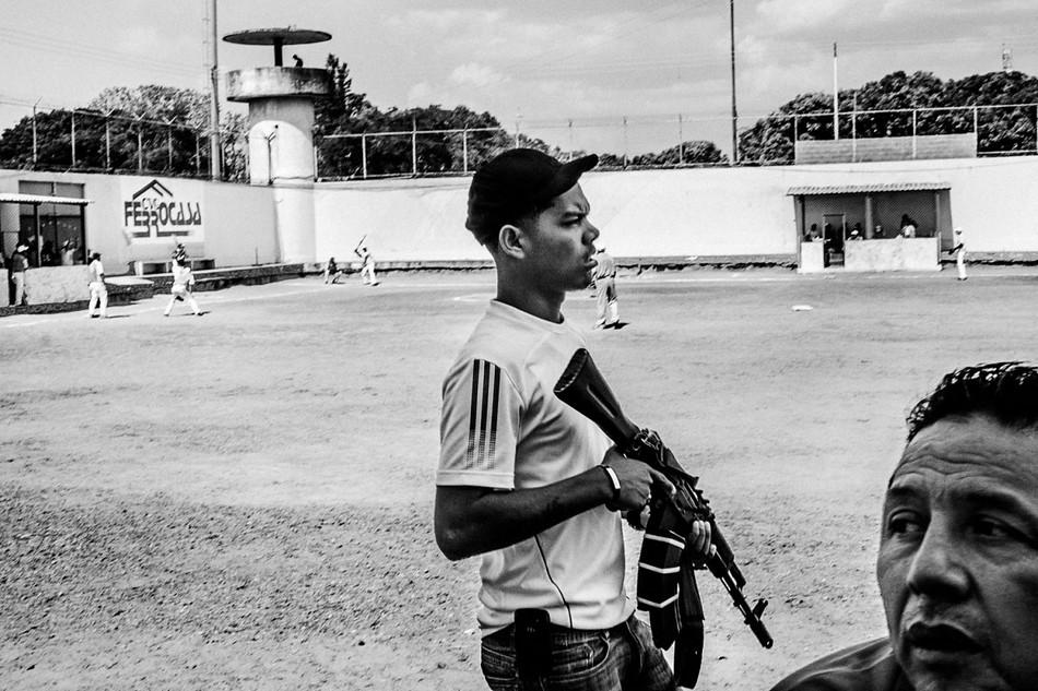 邊緣文化/委內瑞拉最危險監獄—牆內的混沌與罪惡11