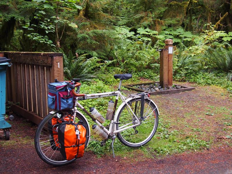 Ivory Pass at Iron Creek Campground