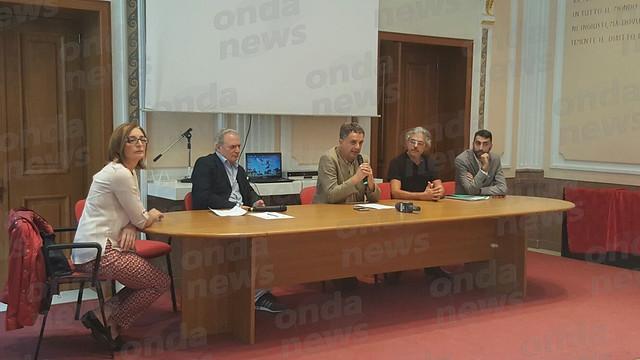 conferenza stampa mensa sala consilina 20 settembre 01