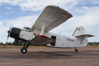 Antonov AN-2T - YV1638
