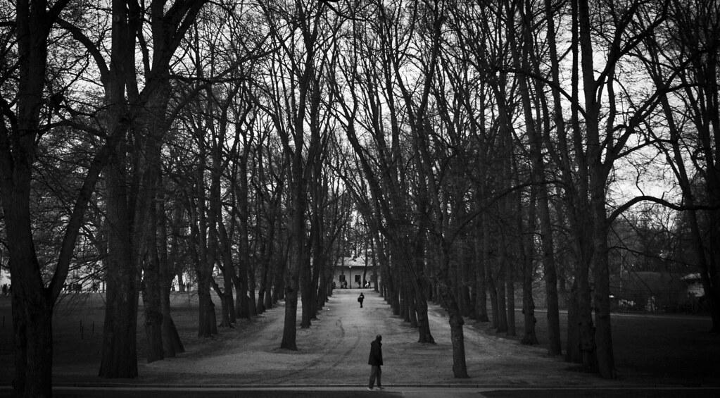 One Man Looking At One Girl Street Didrik Linnerud Flickr