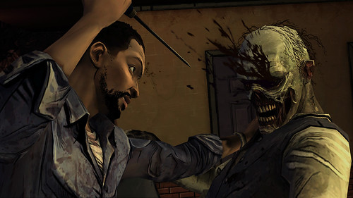 The Walking Dead for PS3 (PSN) by Telltale Games