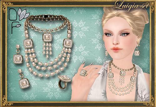 LUIGIA-set