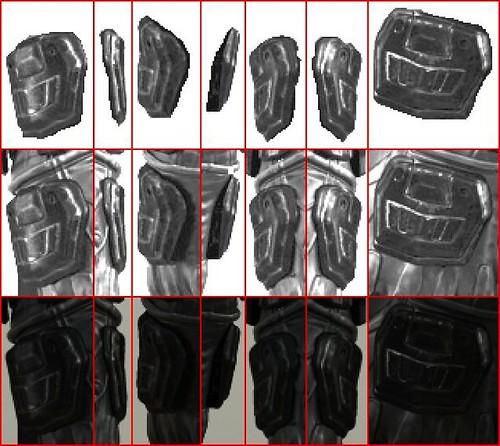 Malgus hand armor