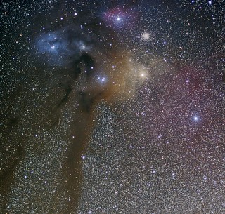 Antares region with 85mm lens.