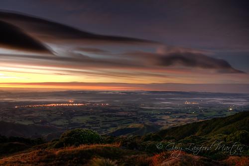 newzealand sunrise dawn dannevirke ruahine garylmartin wondercreativeltd