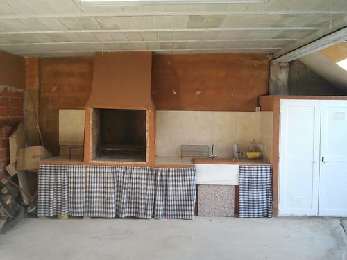 Casa Rural Singra-- Barbacoa