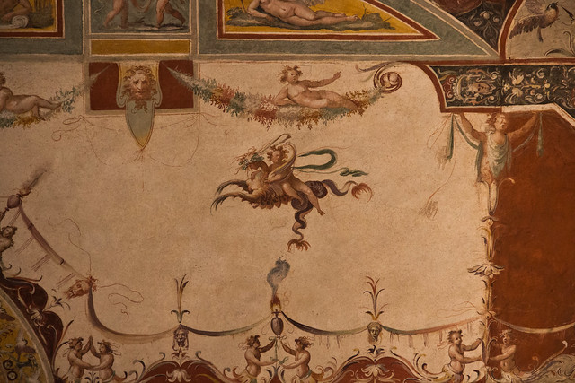 Historic Palatial Artwork - Umbria