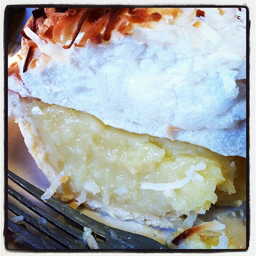 Have mercy. #coconutcreampie