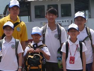 2012鑽禧年旅慶活動-甲子服務隊-國際百萬森林計劃