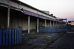 Alameda, vacant