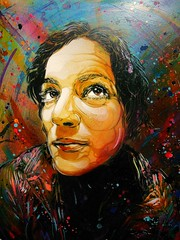 C215 - Portrait of Alice Pasquini (2012)