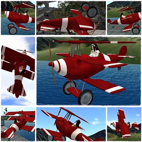 Fantasy Faire - ## CI ## Airplane Rider AO