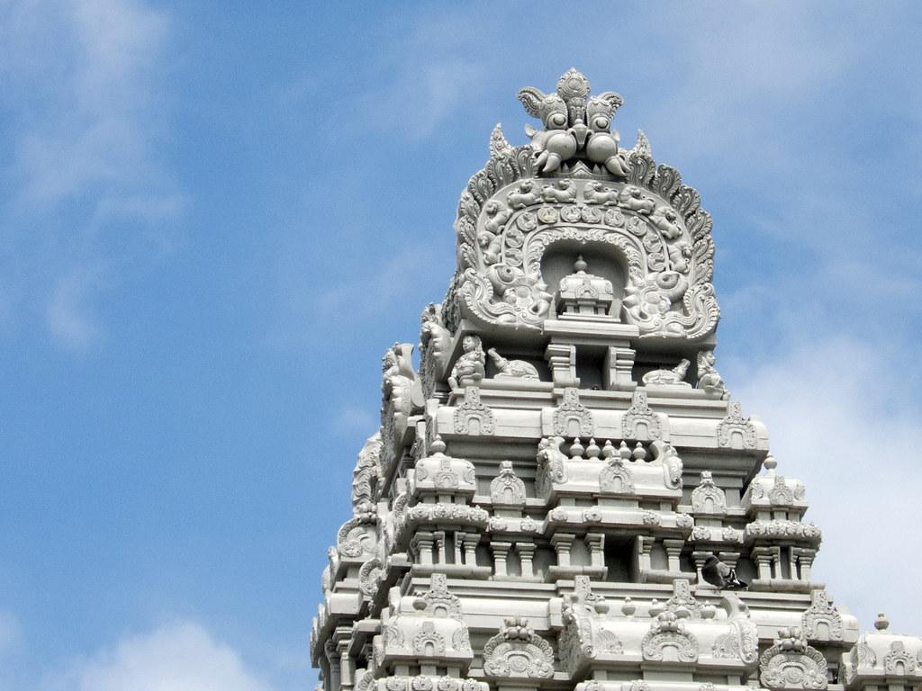 Ganesh Temple Spire