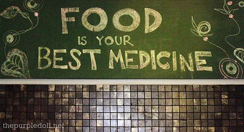 Quantum Cafe Food is your Best Medicine
