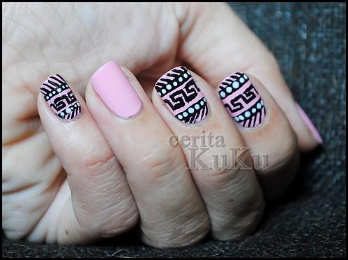 tribal pink2