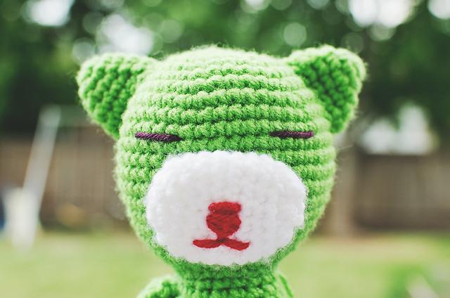 green amineko