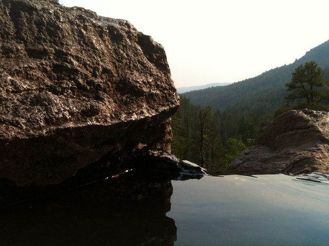 Spence Hot Springs, 5.2012