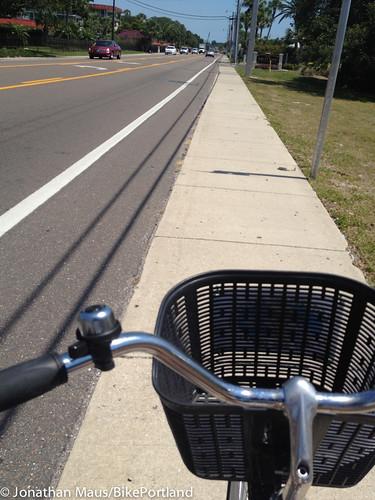 Bikes in Siesta Key, Florida-29