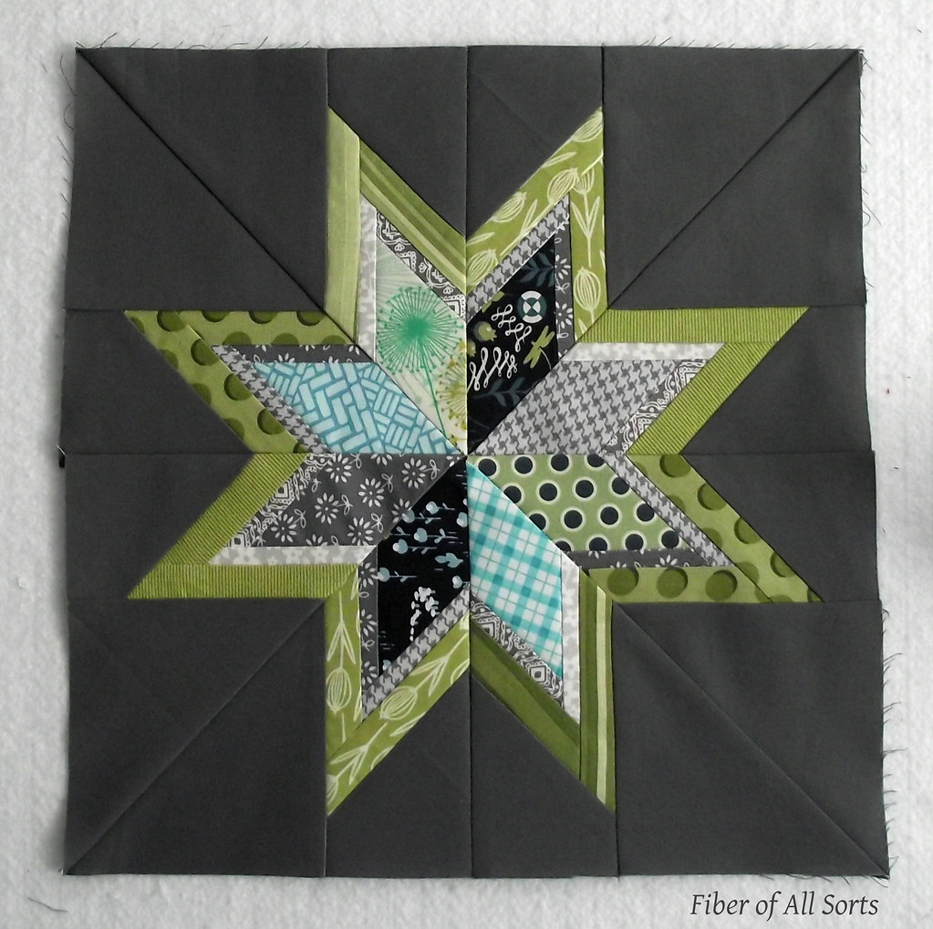 Bee a Lone Star{burst} April Block 2