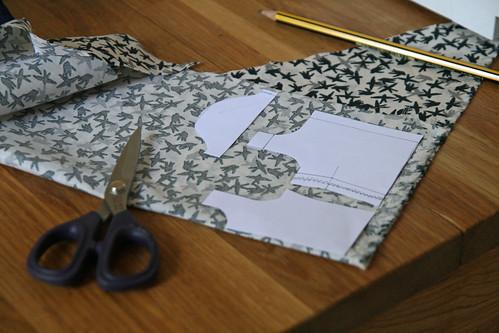 Pattern bits.