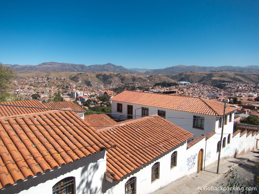 Sucre Bolivia S Constitutional Capital In Photos Go Backpacking