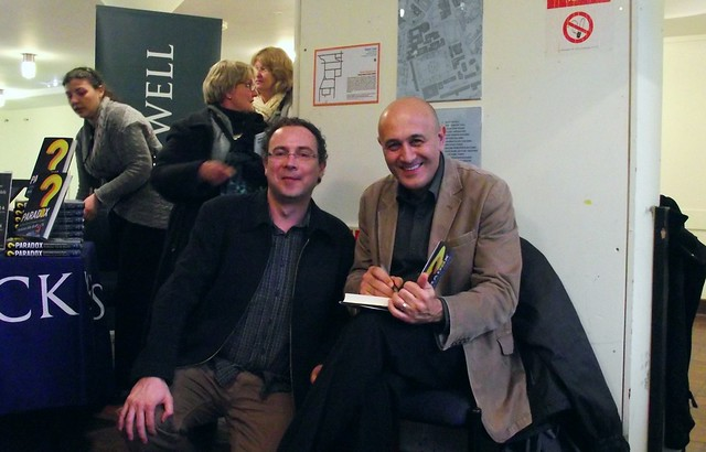 Jer with Professor Jim Al Khalili