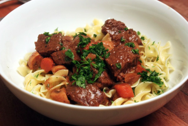 Dijon and Cognac Beef Stew - The Amateur Gourmet