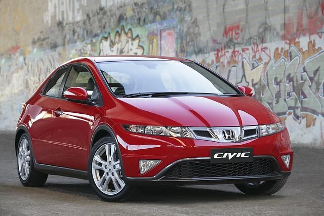 Civic (Mk8) - Honda