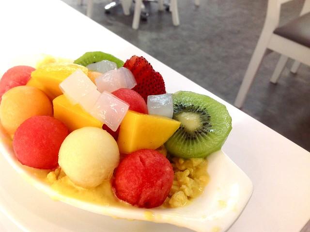 许留山甜品 Hui Lao Shan Hong Kong Desserts @ 1 Utama