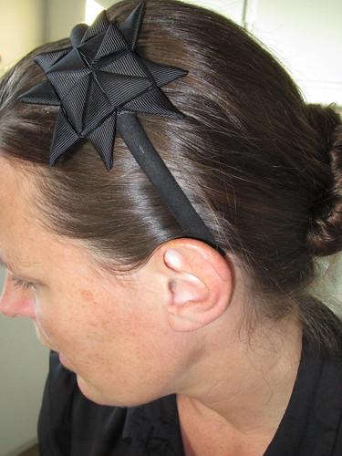 2012-06-13, hårpynt by Mel E