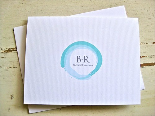 Watermark Note Cards