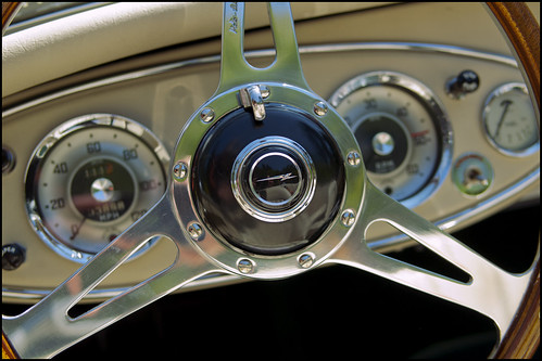 Inside the Healey