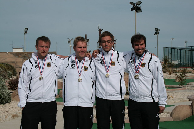 Team Germany - Champions