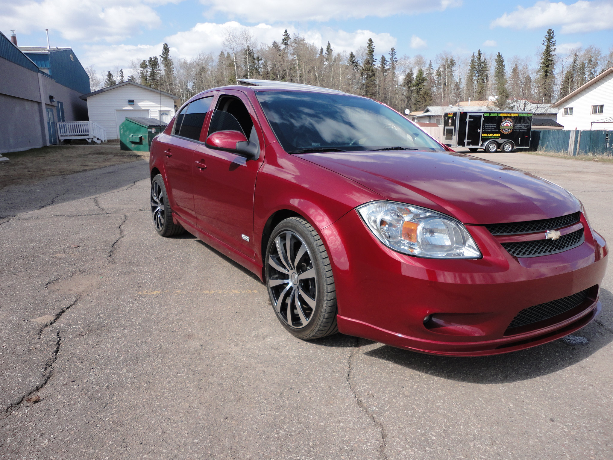 for sale 2009 cobalt ss tc sedan cobalt ss network. Black Bedroom Furniture Sets. Home Design Ideas