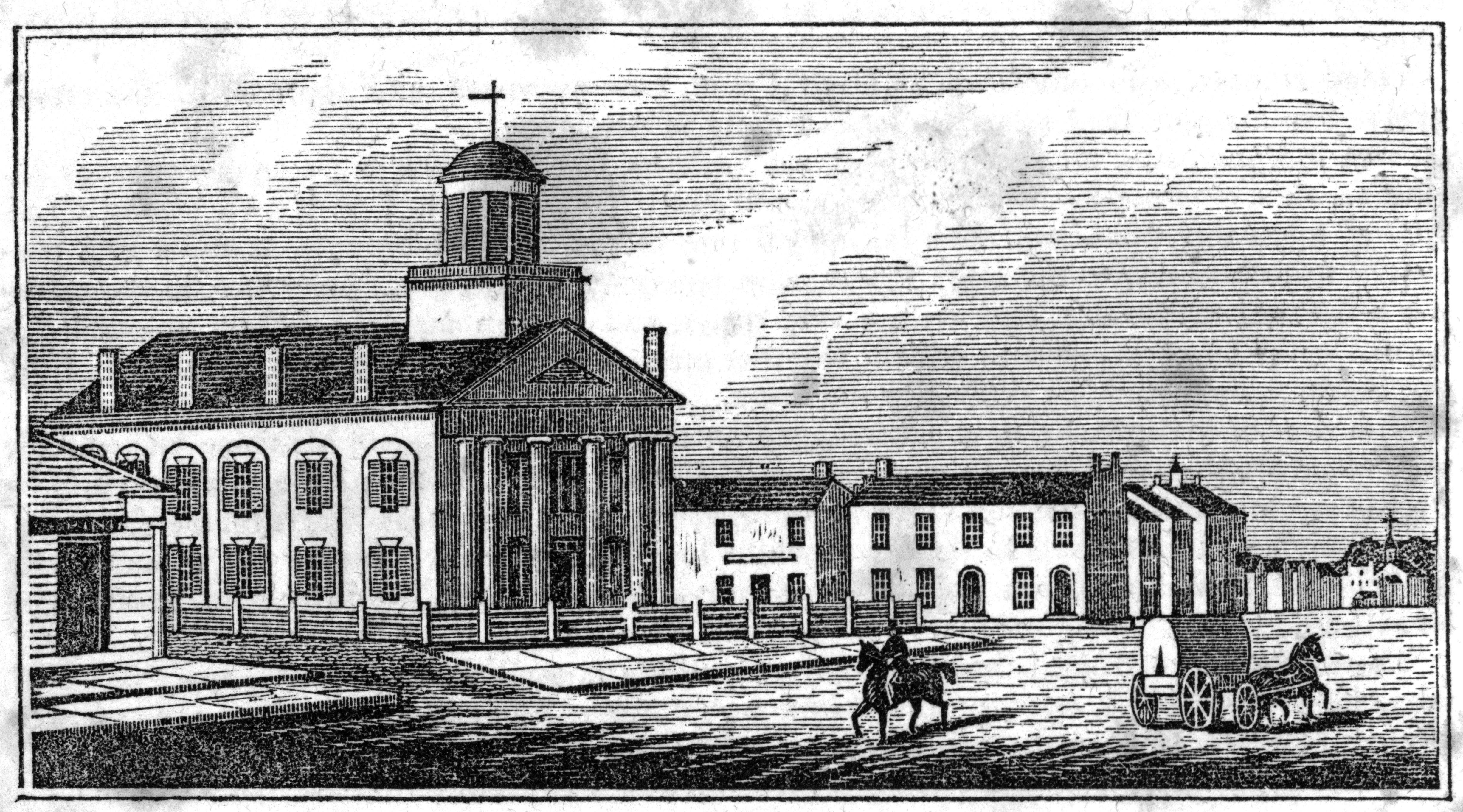 Tiffin (OH) United States  city photos : ohio print 1840s tiffin senecacounty ohioartthrough1865 ...
