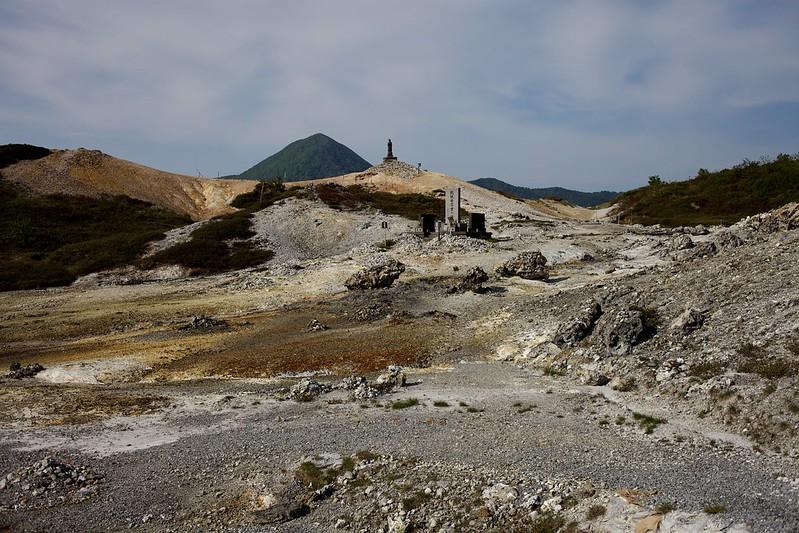 青森2012 恐山 奇景